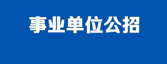 2019年重庆主城沙坪坝区,公开招聘师范生,招聘事业单位工作人员