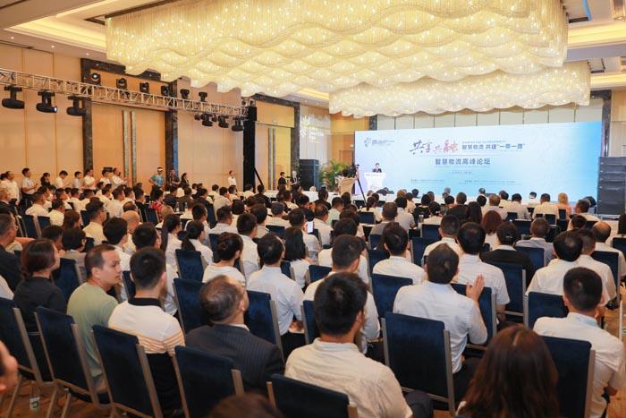 重庆建国际物流关键促聪明物流生长