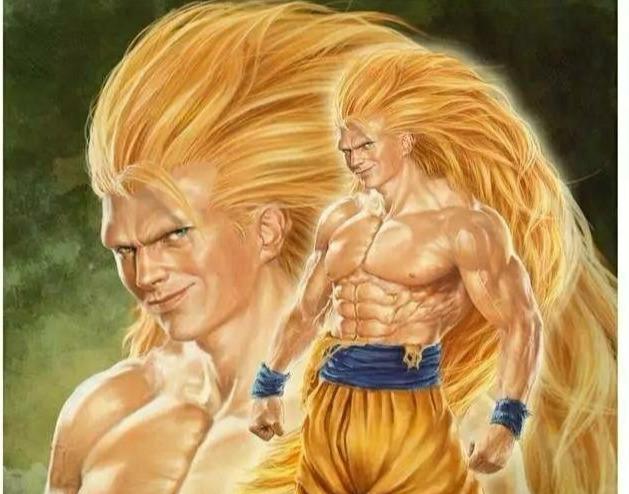 龙珠:孙悟空很强,可以变成超级赛亚人,为和还会患上心脏病死了