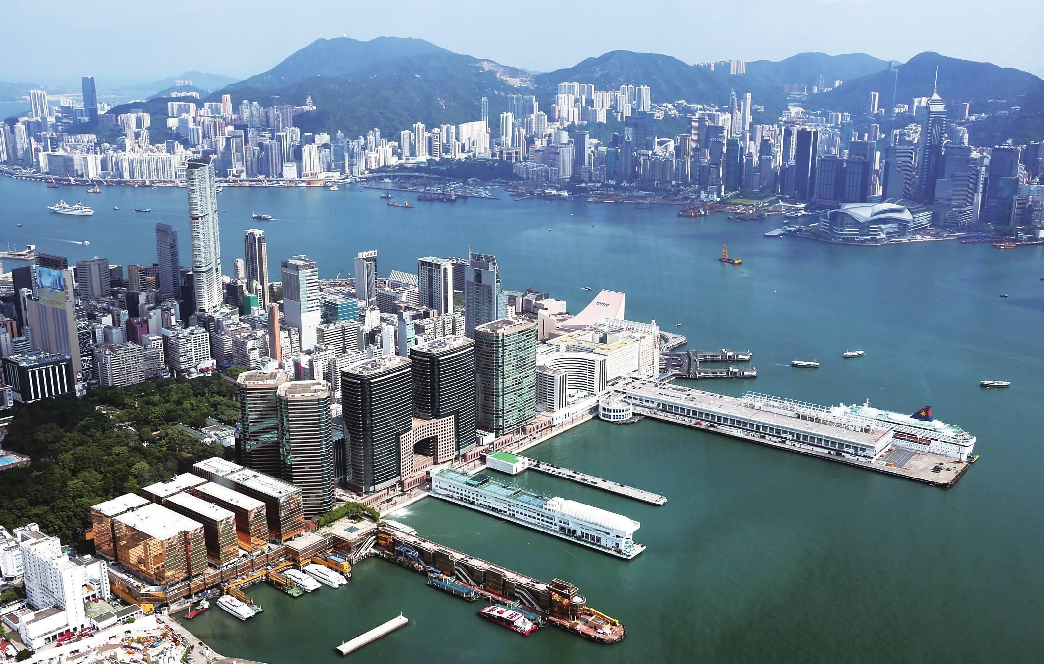 深圳和香港经济总量_深圳香港经济