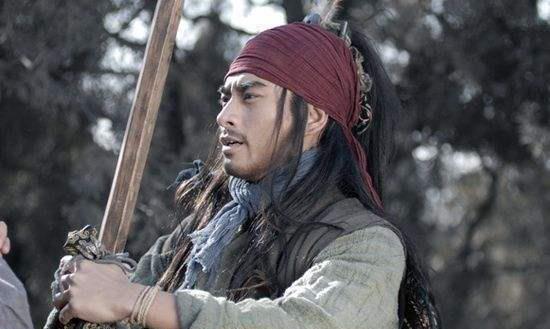 """新水浒传武松扮演者_六个""""武松""""扮演者,陈龙像海盗船长,最经典的不是祝延平 ..."""