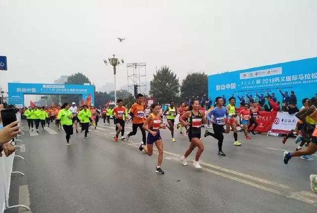 一个郑州市,5个大型马拉松,全国跑友都羡慕