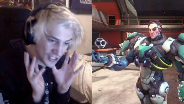 《守望先锋》选手xQc:新英雄西格玛过于强大了_游戏