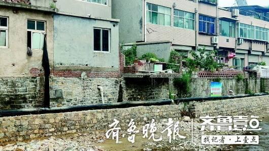 济南南部山区管委会回应排污问题:泉泸河污水管道9月15日完工