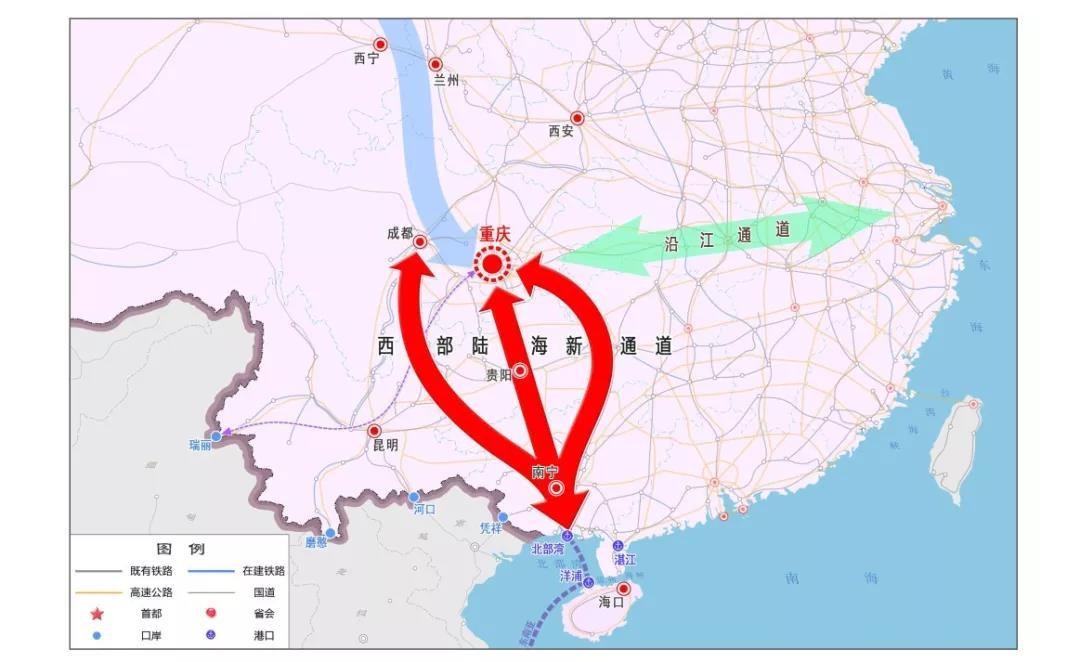 不只是深圳上海!这四座城市也被国家委以重任