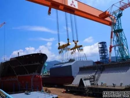 接不到LNG船订单?这家日本船厂转型风电