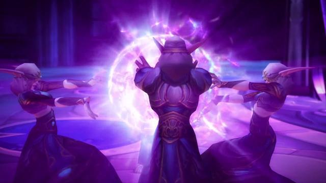 魔兽世界怀旧服精神祷言图片