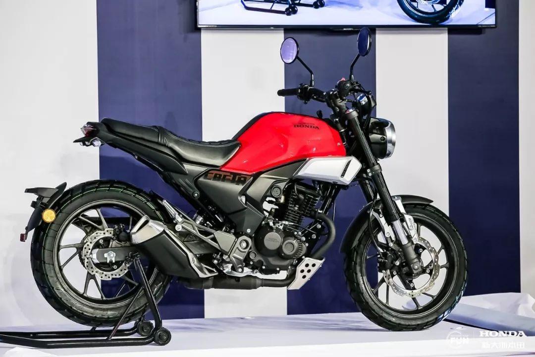 上海新大洲本田_CBF190TRPCX150领衔 新大洲本田2019新品发布会_Honda