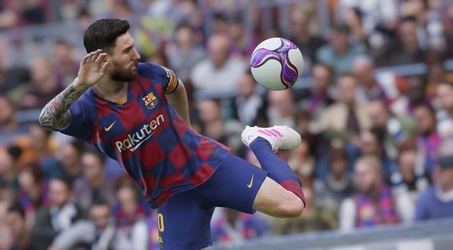 Konami:次世代版《实况足球》将更换游戏引擎_计划