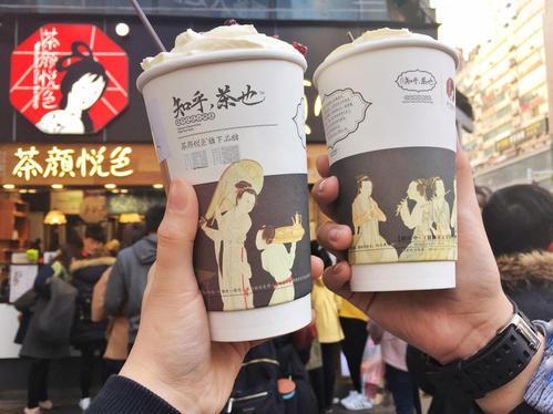 """阿里或将进军茶饮市场?间接投资网红茶饮""""茶颜悦色"""""""