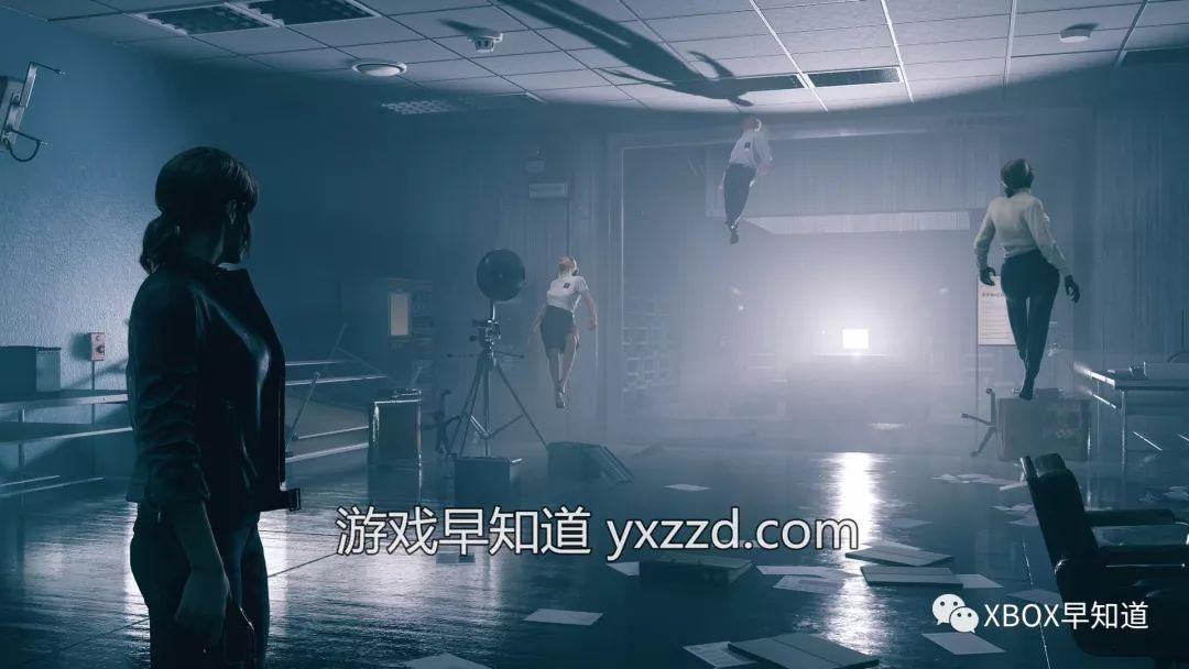 Remedy动作冒险新作《控制Control》正式发售支持官方中文及XboxOneX强化_世界