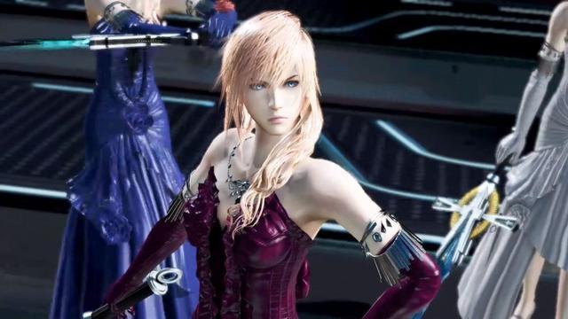 《最终幻想:纷争NT》尤娜与雷霆新服装DLC女神更美_港币