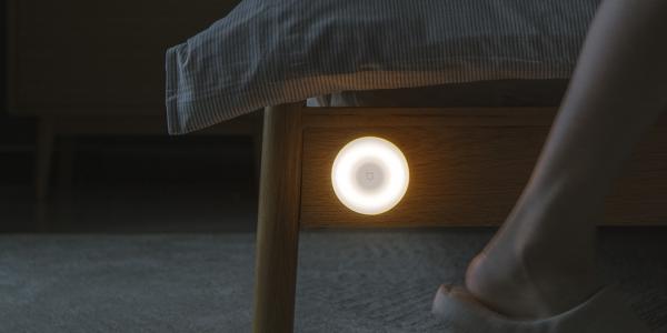 米家夜灯2来了, 支持360°旋转和随身携带