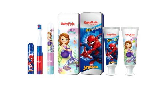"""變""""要我刷牙""""為""""我要刷牙""""舒客聲波電動牙刷讓孩子養成刷牙好習慣"""