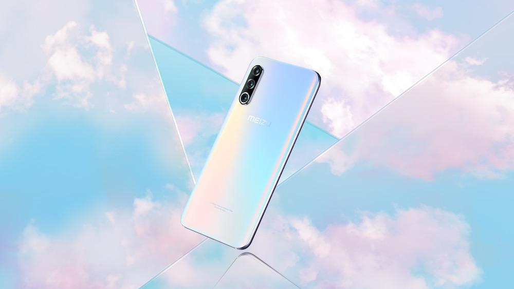 魅族 16s Pro 发布:4800 万三摄,2699 元起售
