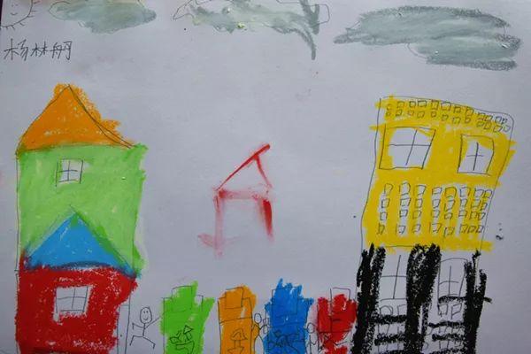 垃圾分类齐参与 长沙萌娃创意简笔画表达环保心