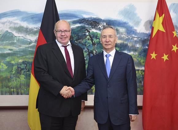 德国经济部长本来想密会任正非,却为何最终向媒体公开?