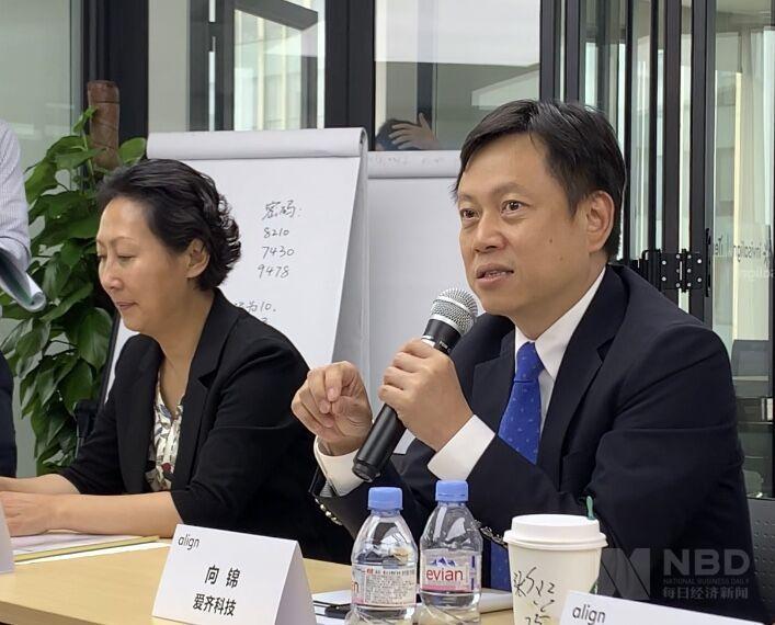 爱齐科技中国区董事总经理向锦:正畸行业数字化任重道远