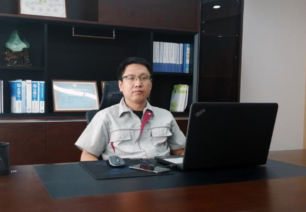 访张祖民——专业废水处理的主导专家