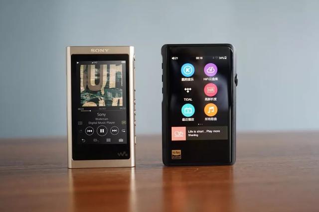 千元音乐播放器谁更合适你?索尼NW-A55 VS 山灵M2X