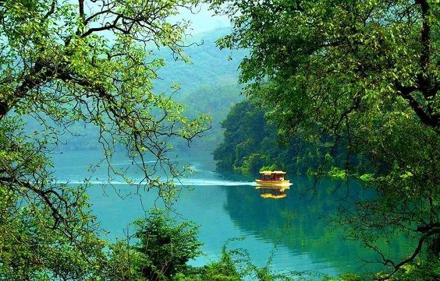 陇南文县文化和旅游比翼齐飞