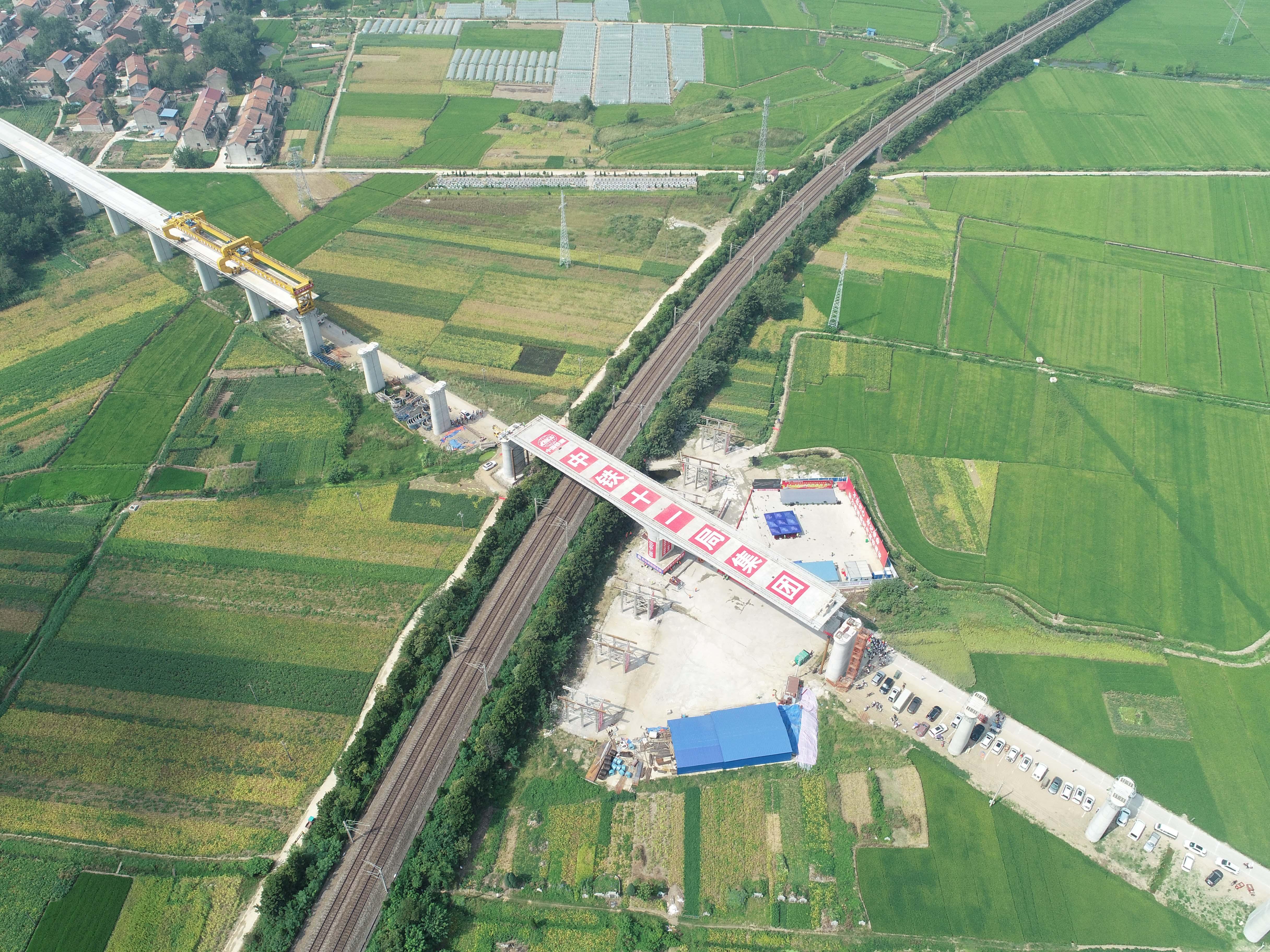 京九高铁河南段线路图