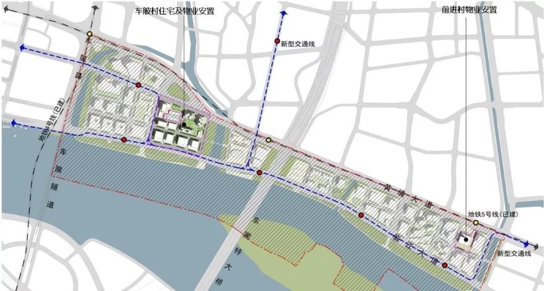 2019年草店村规划图
