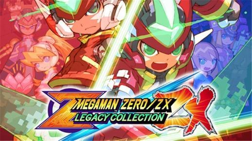 卡婊最新冷饭《洛克人ZZX遗产合集》2020年1月21日发售_游戏