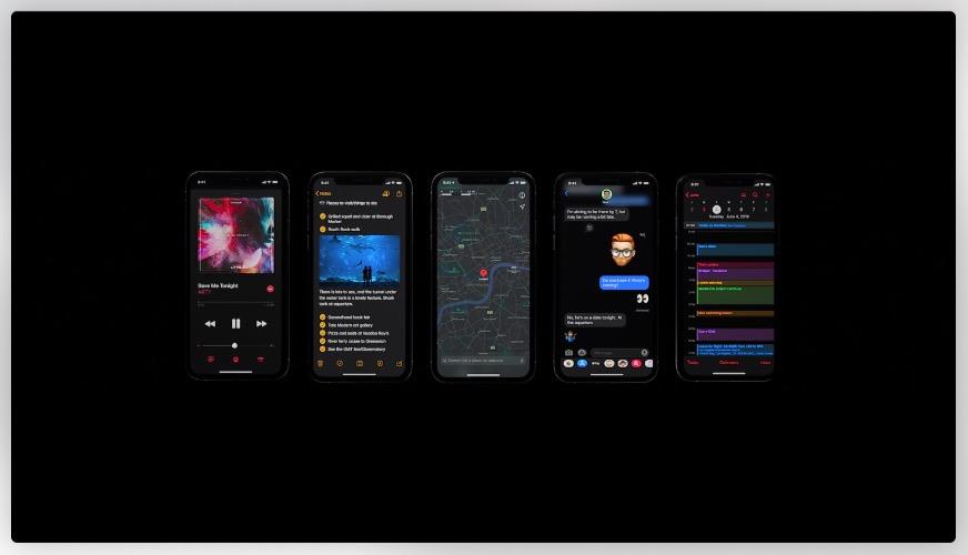 苹果在 iOS 13 正式版推出前就发布了 iOS 13.1 测试版