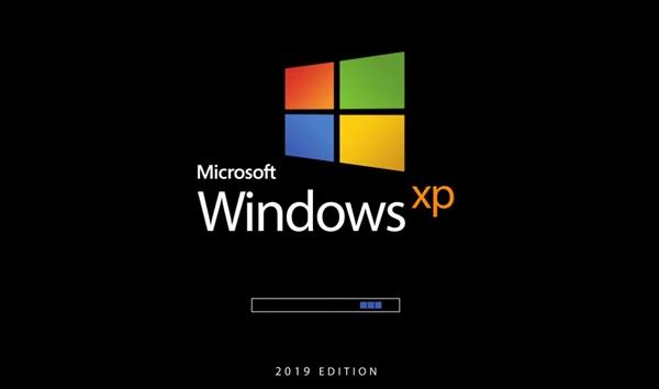 设计大神公布2019年版WinXP系统概念设计
