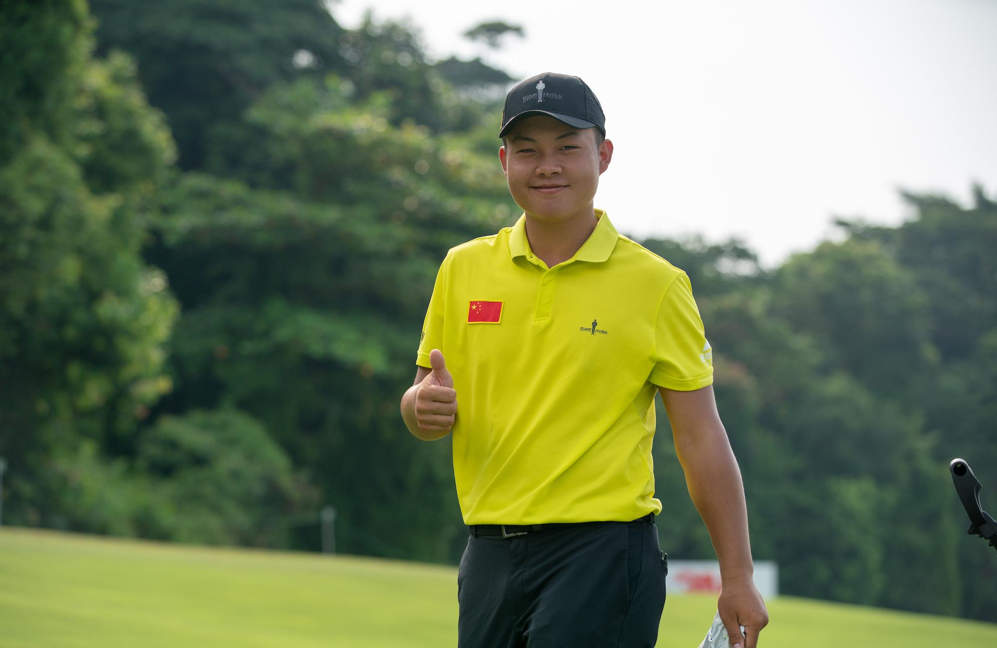 第11届亚太业余锦标赛 三位世界前十球手将领衔亚太区新星
