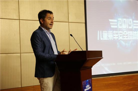 """关注道路安全健康中国我们在行动——""""儿童乘车安全媒体研讨会""""在天津举办"""
