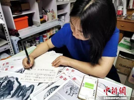 陕西听障夫妻创办画室 4年助42名聋哑学生完成大学梦