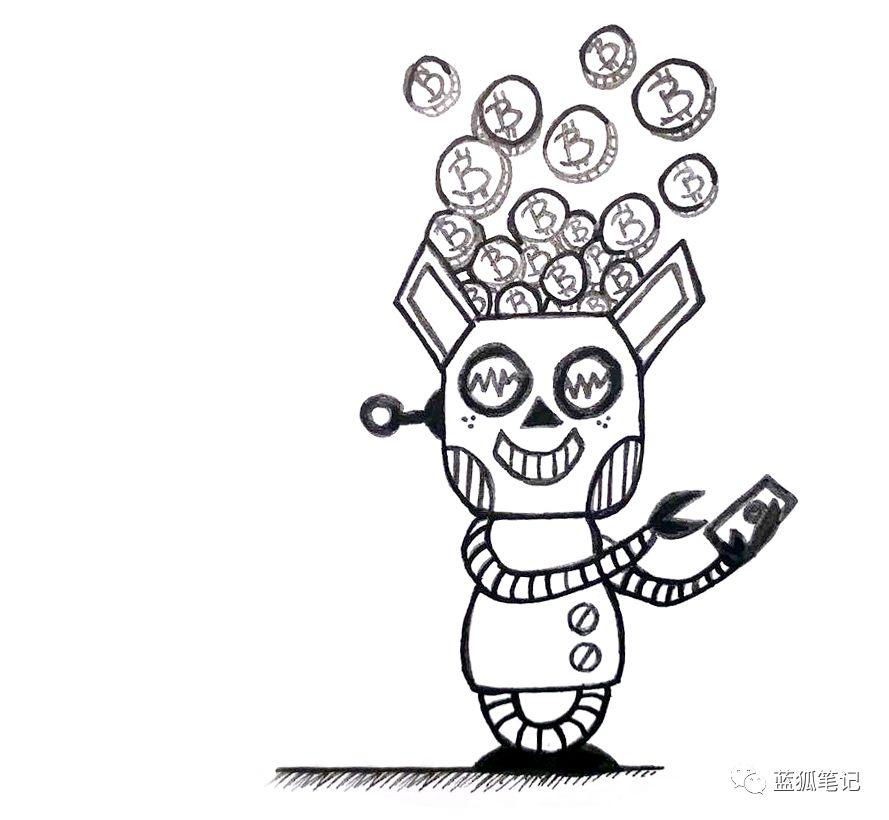 加密资产的交易机器人