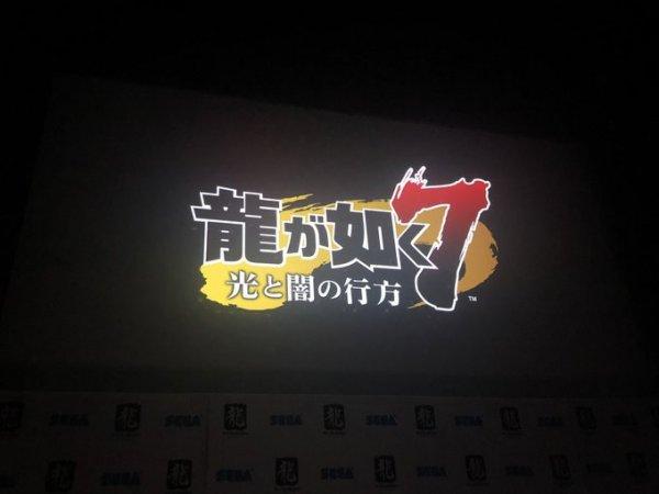 世嘉大作《如龙7》公布 中文版明年1月16日同步发售