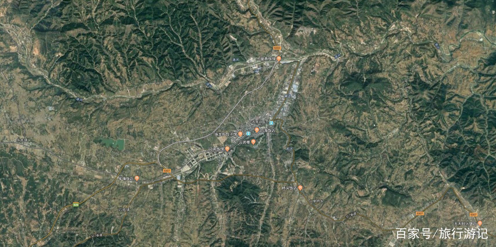 洛南县人口_省政府发红包了 陕西10县获全省先进县表彰,每个县奖500万