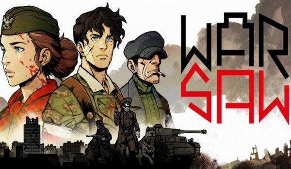 回合制策略游戏《华沙》跳票 延期至10月发售