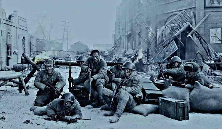 《集结号》真实谷子地,阻击战单挑几十名美军,中朝两军相继为他记大功