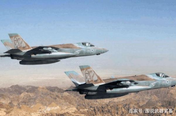 战斗在午夜打响,大量F35战机出动,2架以军战机被击落