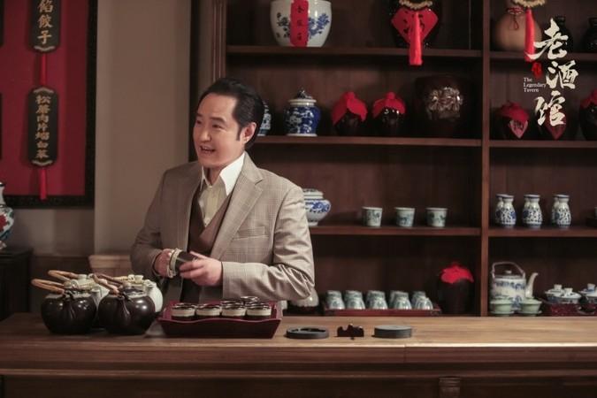 """《老酒馆》全国网收视第一 冯雷成史上""""最惨阔少爷"""""""