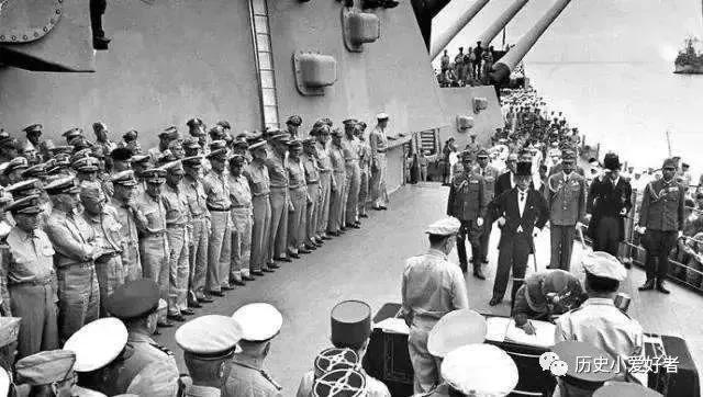 """二战后四大国一起""""抽奖"""",最大赢家是中国,抽走34艘日本战舰"""