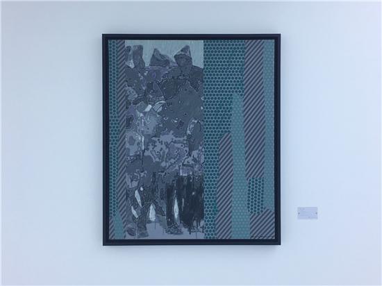 2009-2019静谧的焦虑的 张周当代艺术作品展