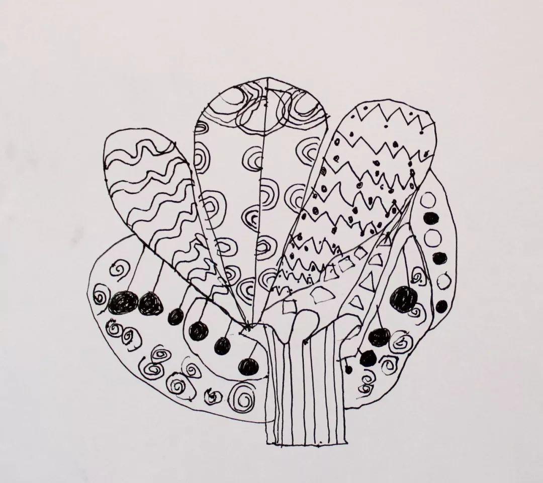 向日葵艺术幼儿园幼儿作品 第三十二期