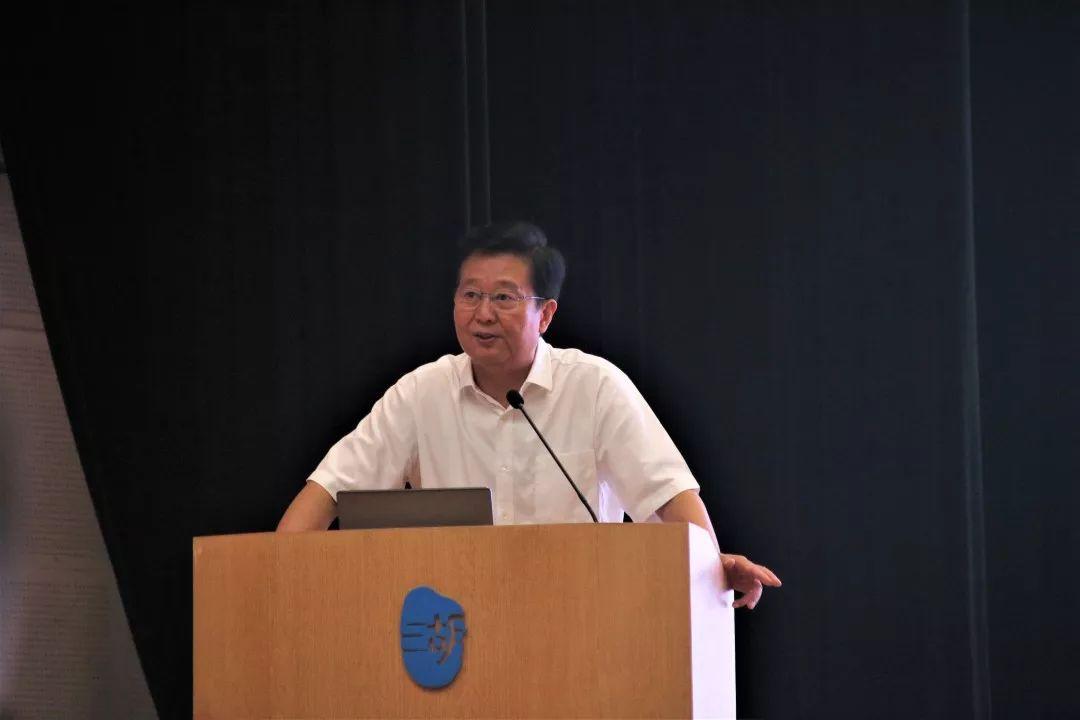 天津外国语大学王铭玉教授,南京大学丁和根教授,中国人民大学刘海龙图片