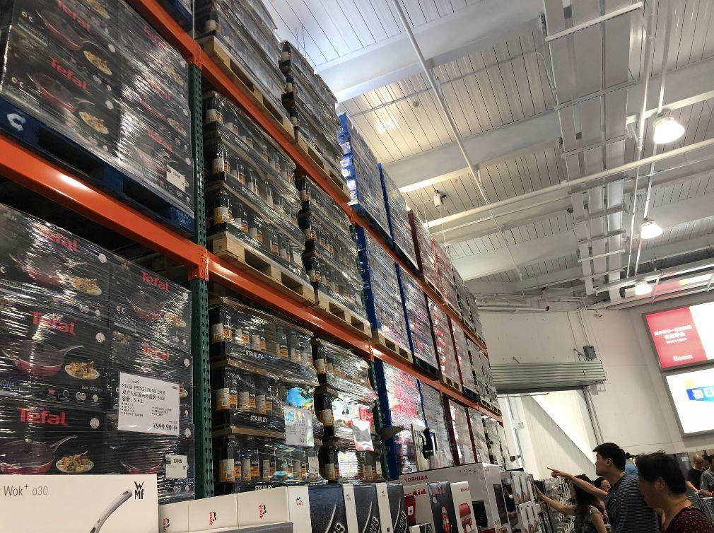 nba下注-Costco中国首店,完美复制了美国门店的零售秘密