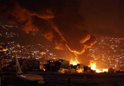 又一导火索被点燃!以色列轰炸伊朗盟友战略要地,三国表态发起报复
