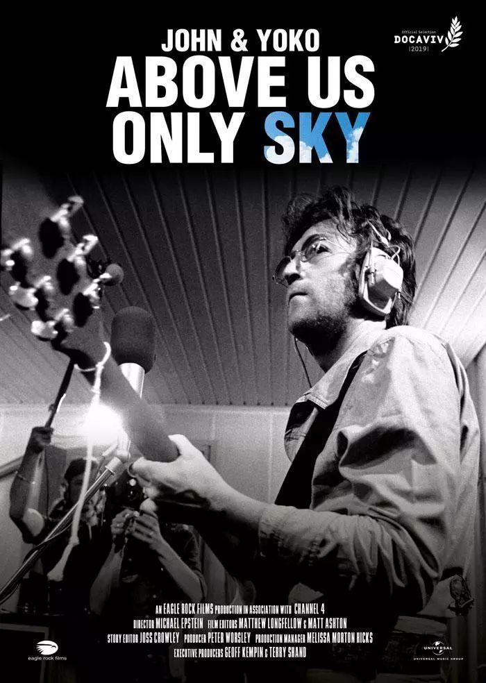 EVENT | 列侬和洋子:仅限于天空