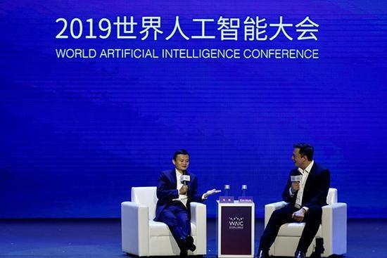 马云马斯克对话全文:谈AI、火星和未来