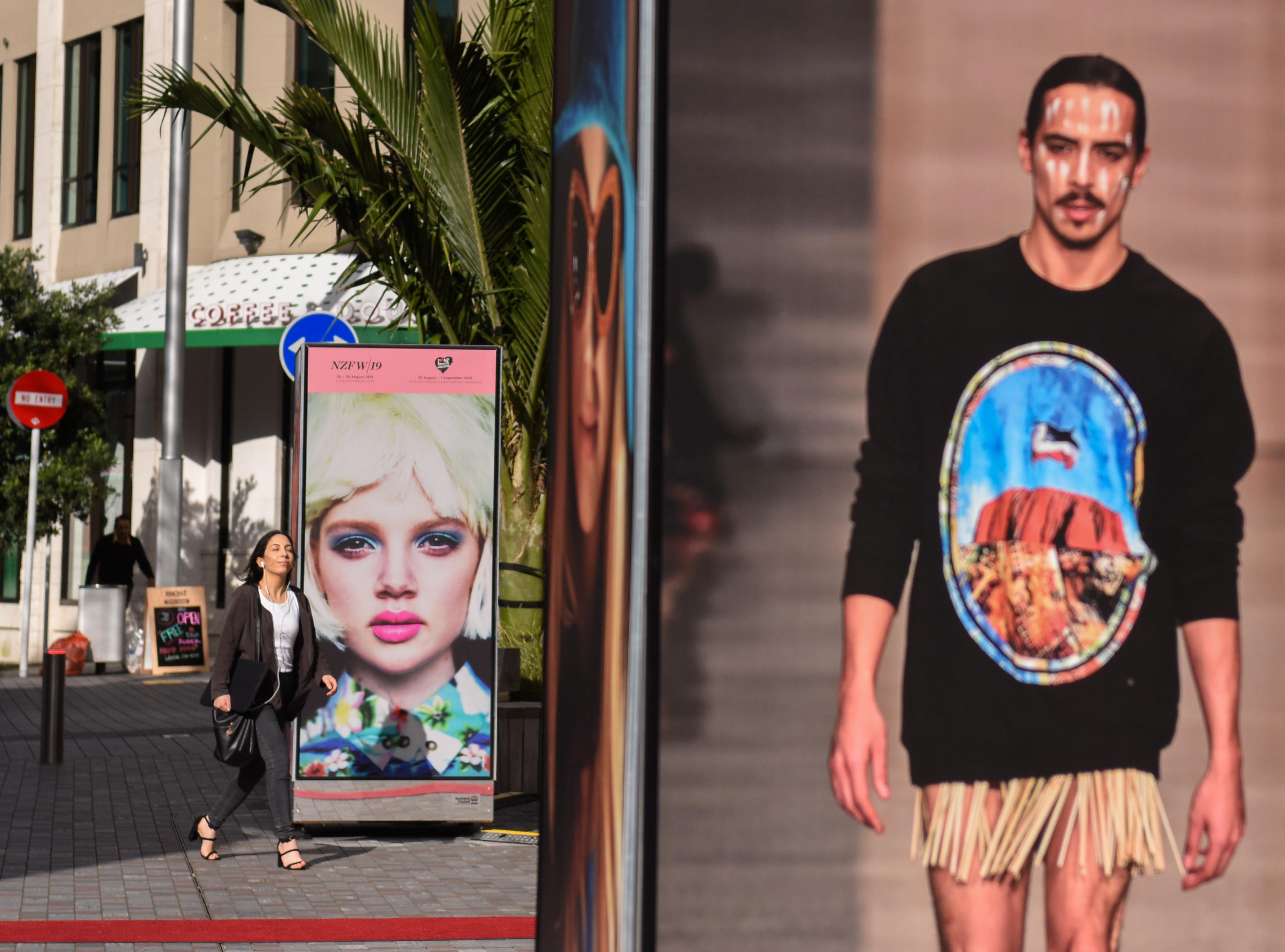 新西蘭:街頭時裝秀