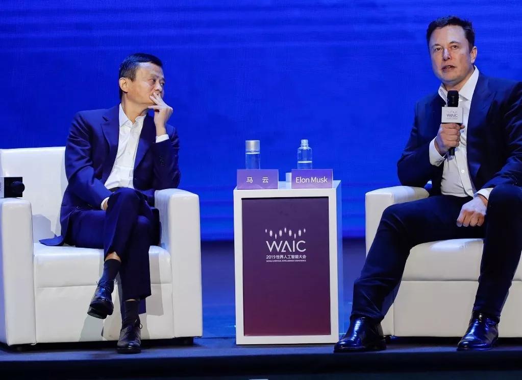 """双马""""火星撞地球"""" 一篇看尽2019年AI大会""""最强大脑""""观点"""